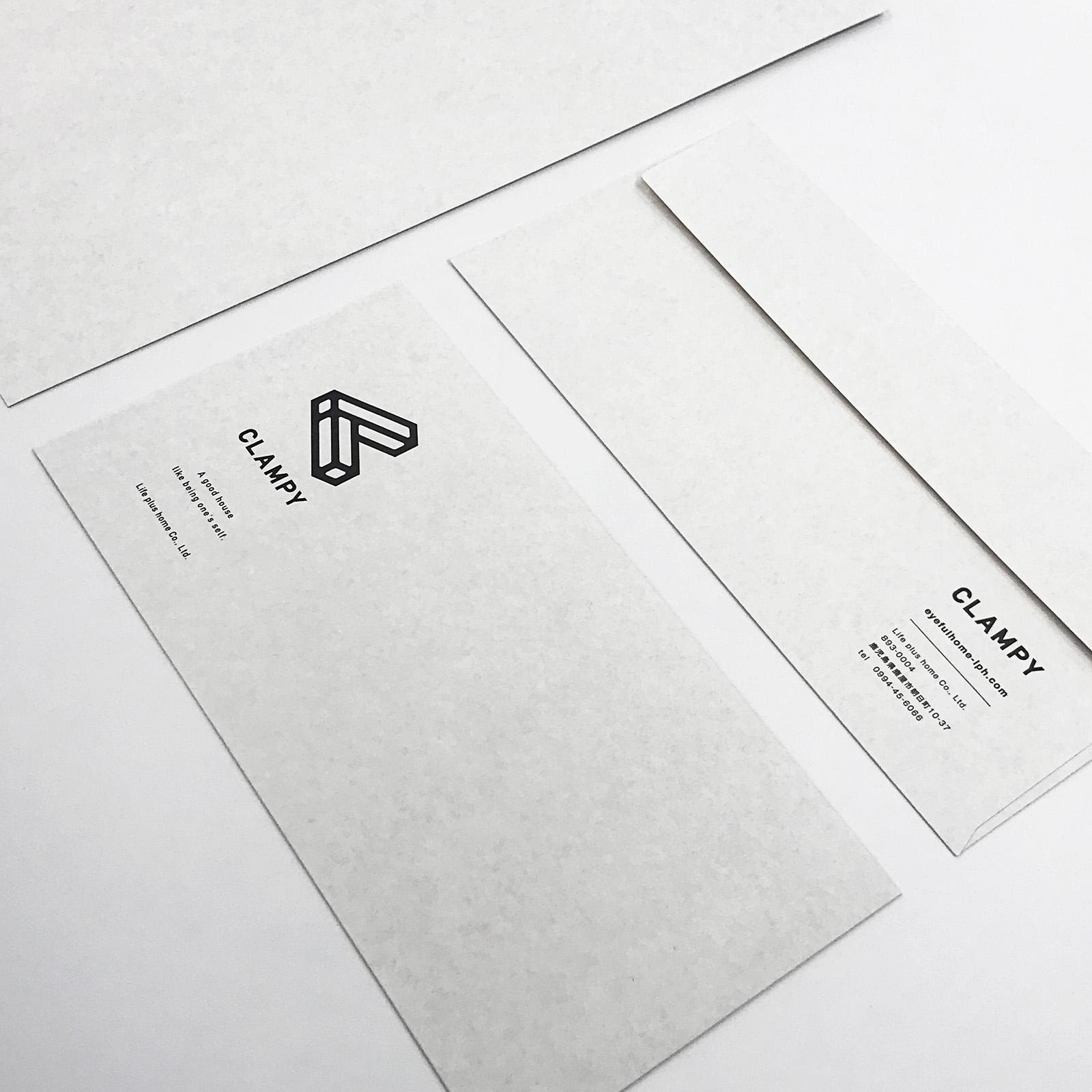 CLAMPY封筒