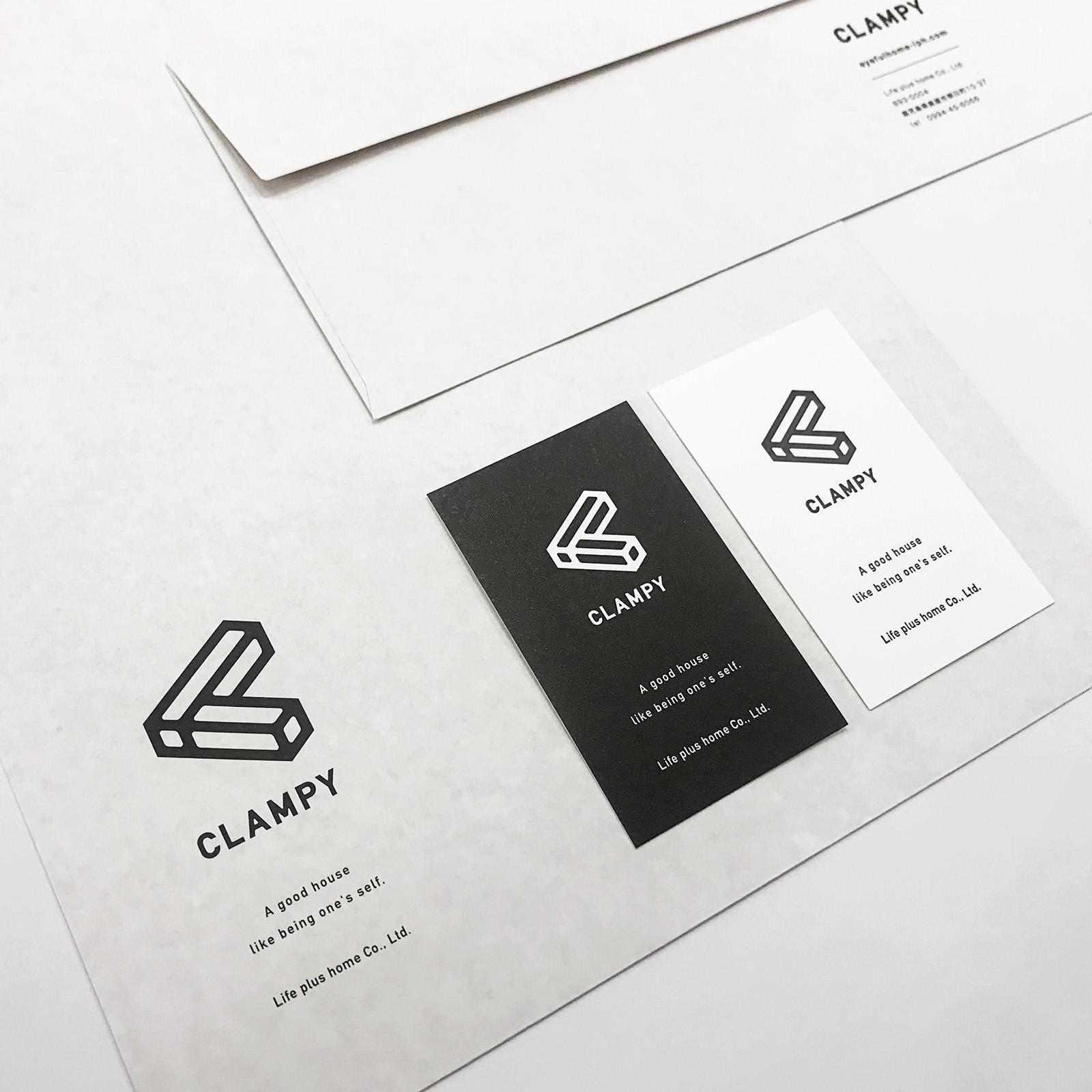 CLAMPY名刺